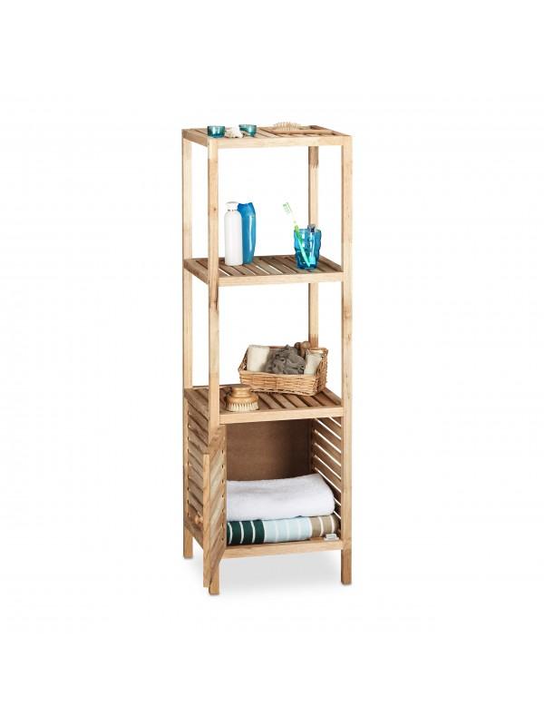 Altha fürdőszoba polc 4 szintes - Fürdőszoba bútor  TipTopOtthon webáruház