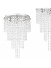 Andrew mennyezeti lámpa, kristály lámpa