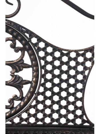 Anika XXL antik polcos állvány, virágtartó 153 cm