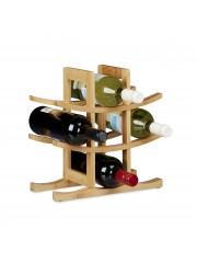Aura bortartó, borospolc 9 üveghez