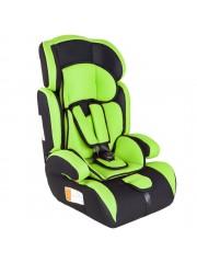 Autós biztonsági gyerekülés zöld