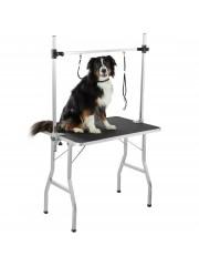 jago24 Axel állitható trimmelő asztal, kutyakozmetikai asztal 00111