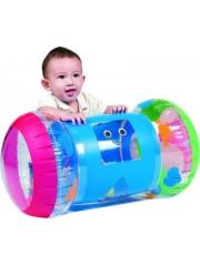 jago24 Baby mozgásfejlesztő felfújható henger labdákkal 00117