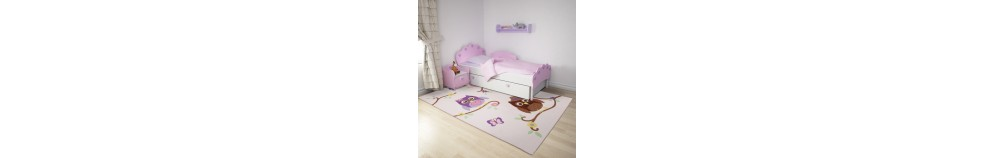 Gyerekszobai szőnyeg