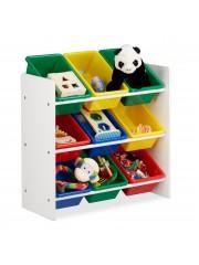 BALU gyerek polc játék tároló szekrény M