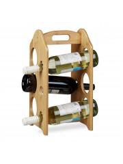 Bambusz bortartó fogantyúval