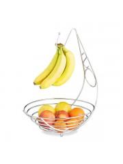 Banán és gyümölcstartó állvány