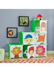 Boby gyerek mobil gardrób szekrény