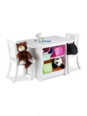 Bory gyerekasztal és szék szett XL