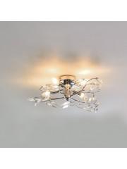 Brandon mennyezeti lámpa, kristály lámpa