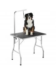 Point4u Bull állitható trimmelő asztal, kutyakozmetikai asztal 100100231
