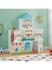Point4u Castle gyermek mobil gardrób szekrény 100100279