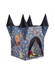 Castle játszósátor XL fekete