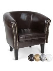 Chesterfield stílusú fotel