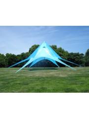 Csillag pavilon XL, fesztivál sátor 14m átmérővel
