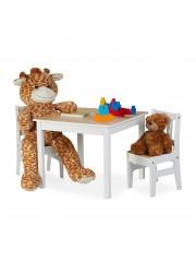 Tsideen Dagmar 3 részes gyerek asztal és szék szett 10019259