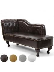 Tsideen Delmira chesterfield stílusú kanapé 10019294