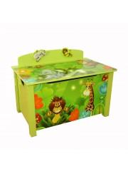 Jago24 Dzsungel játék tároló box, láda 00325