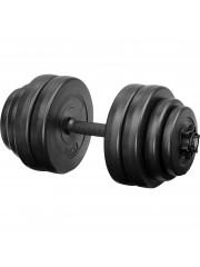 Point4u Egykezes súlyzó készlet 15kg 100100304