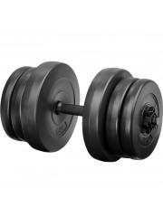 Point4u Egykezes súlyzó készlet súlyzó szett 20kg 100100305