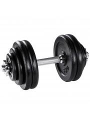 Point4u Egykezes súlyzó készlet súlyzó szett 30kg 100100306