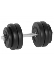 Point4u Egykezes súlyzó szett súlyzó készlet 15kg 100100309