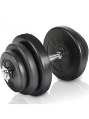 Point4u Egykezes súlyzó szett súlyzó készlet 20kg III 100100312