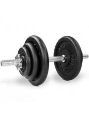 Egykezes súlyzó szett súlyzó készlet 20kg IV