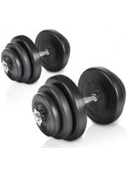 Egykezes súlyzó szett súlyzó készlet 40kg 2x20kg