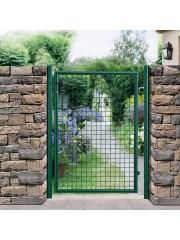 Egyszárnyú kertkapu, kerti kapu 175x106cm