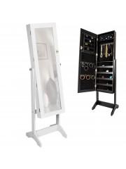 Point4u Ékszertartó szekrény tükrös ajtóval 100100327
