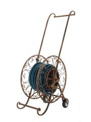 Point4u Elegáns antik tömlőkocsi vasból 100100330