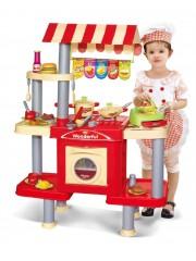 Fify gyorséttermi gyerekkonyha bolti extrákkal