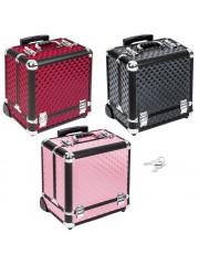 Fodrász kozmetikus műkörmös bőrönd