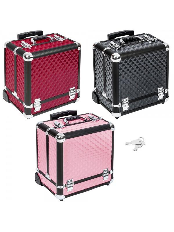 Fodrász kozmetikus műkörmös bőrönd - Kozmetikus bd0ac8dfc2
