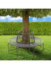 Folen kör alakú kerti pad