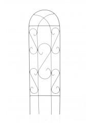 Jago24 Gabriel rózsafuttató keret fémből 83x24 cm 00431