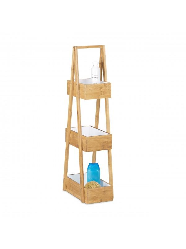 Gaucho fürdőszoba polc 3 szintes - Fürdőszoba bútor  TipTopOtthon webáruház