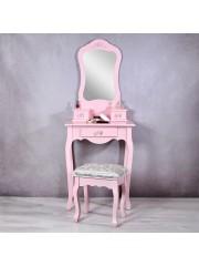 Grado sminkasztal fésülködő asztal rózsaszín