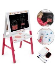 Gyermek 2 funkciós rajztábla kiegészítőkkel