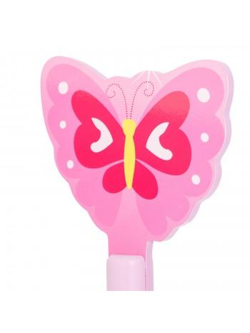 Tsideen Gyerek álló ruhafogas Pillangós 10019459