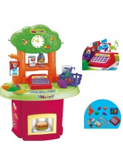 Tsideen Gyermek játék bolt  18 kiegészítővel 10019477