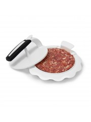 Hamburger prés 11,5 cm spatulával