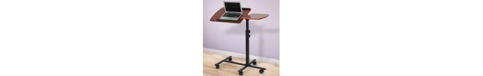 Laptop tartó asztal és állvány