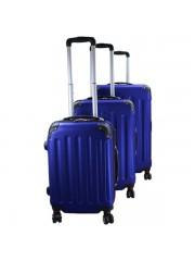 Holiday 3 részes bőrönd kék