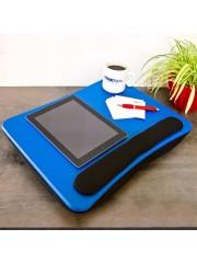 Inge mobil laptop tartó kék