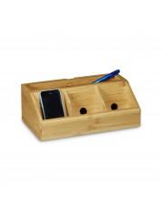 Jago24 Íróasztal rendszerező és telefon tartó box 00463