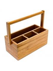 Jago24 Íróasztal rendszerező box 4 fakkos 00455