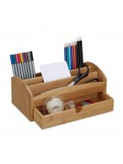Jago24 Íróasztal rendszerező box fiókkal 00459