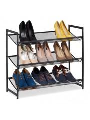 Jago24 fém cipőtartó 9 pár cipőhöz 10029404